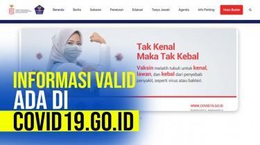 Hoaks Soal Vaksin Beredar, Wah Ga Benar Nih!