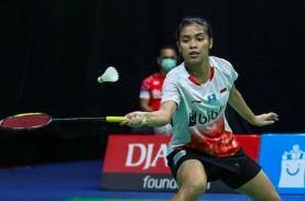 Hasil Toyota Thailand Open: Gregoria Kalah dari Tai…