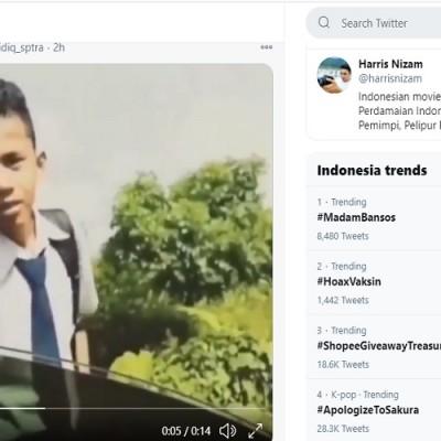 Viral Video Bocah Gak Bisa Bahasa Inggris Malah Dapat Beasiswa Kabar24 Bisnis Com