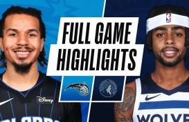 Hasil Basket NBA 21 Januari, Diwarnai Kemenangan Buzzer Beater Magic