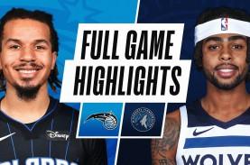 Hasil Basket NBA 21 Januari, Diwarnai Kemenangan Buzzer…
