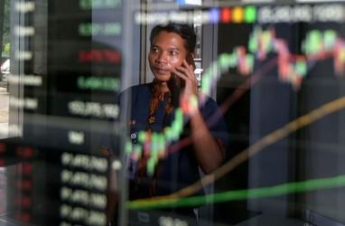 Saat IHSG Koreksi, Investor Asing Net Sell Rp137,5 Miliar