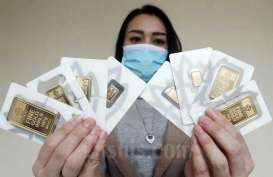 Antam (ANTM) Pacu Produksi dan Penjualan Logam Emas hingga Nikel