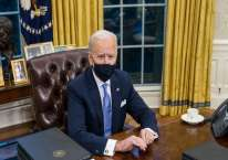 Presiden AS Joe Biden./ Bloomberg