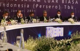 RUPSLB BRI 2021: BRI Perkuat Komitmen Kepada UMKM