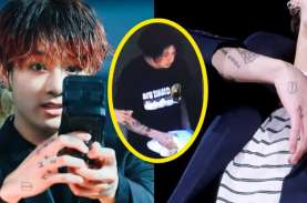 ARMY, Intip Makna di Balik Tato Jungkook BTS
