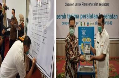 PT CPI Aktifkan Kelurahan Siaga COVID-19 di Pekanbaru-Bengkalis