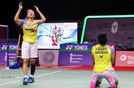 Jadwal Perempat Final Toyota Thailand Open: Pertandingan…