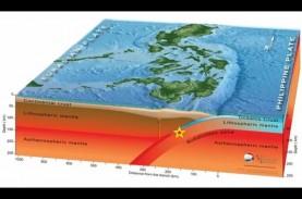 Waspadai Aktivitas Lempeng Laut Ini, Pemicu Gempa…