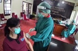 Kasus Terkonfirmasi Positif Covid-19 di Bali Bertambah 483 Orang