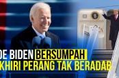 Pernak - Pernik Pelantikan Presiden AS Joe Biden - Kamala Harris