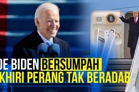 Pernak - Pernik Pelantikan Presiden AS Joe Biden -…