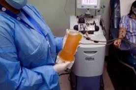 PENGENDALIAN COVID-19 : Terapi Plasma Bukan Pengobatan…