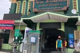 Ada Cashback Belanja Daring di Pasar Tradisional Yogyakarta