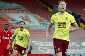 Liverpool Dipermalukan Burnley di Anfield, Pertama…