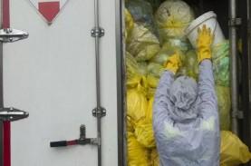 Virus Corona, Masker Habis Pakai Disarankan Direndam…