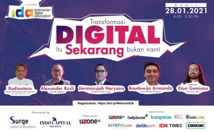 Foto: Dok. Asosiasi Digital Indonesia (IDA)