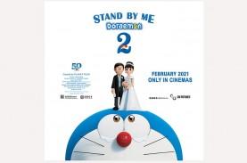 Stand By Me Doraemon 2 Tayang di CGV Cinemas