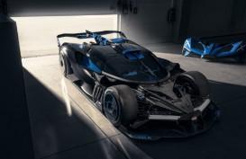 Bugatti Sempurnakan Pencetakan 3D, Akurasi hingga 0,1 mm