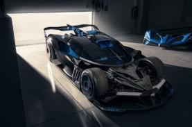 Bugatti Sempurnakan Pencetakan 3D, Akurasi hingga…