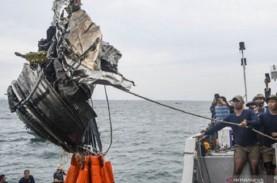 KNKT Teruskan Pencarian CVR Sriwijaya Air SJ 182