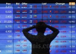 Investor Asing Berbondong Lepas Saham, IHSG Makin Lesu