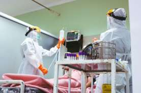 Gawat! Keterisian ICU di Kabupaten Tangerang Sudah…