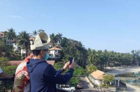 Berkunjung ke Batam, Menparekraf Kaji Kemungkinan Travel Bubble