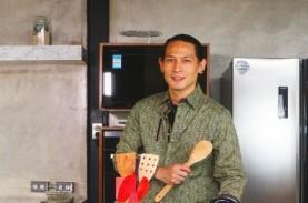 Chef Juna Positif Covid-19