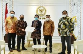 DPR Serahkan Hasil Uji Kepatutan Calon Kapolri ke Istana