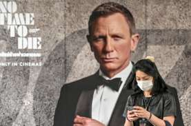 Film James Bond No Time To Die Ditunda Lagi Gara-gara…