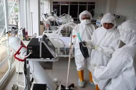 Vaksinasi Ribuan Nakes Wisma Atlet Ditargetkan Hingga…