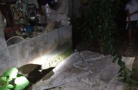 Gempa M7,0 di Sulut, Lima Rumah Warga & Gereja Dilaporkan Rusak