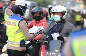 PSBB Proporsional Kota Bandung Berlanjut Sampai 8…