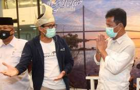 Kunjungi Batam, Sandiaga Tinjau Prokes dan Berdialog dengan Pelaku Pariwisata