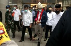 Sandiaga Puji Penerapan Prokes Bandara Hang Nadim