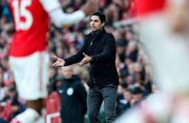 Bursa Transfer Pemain Liga Inggris: Daftar Tiga Pemain Incaran Arteta