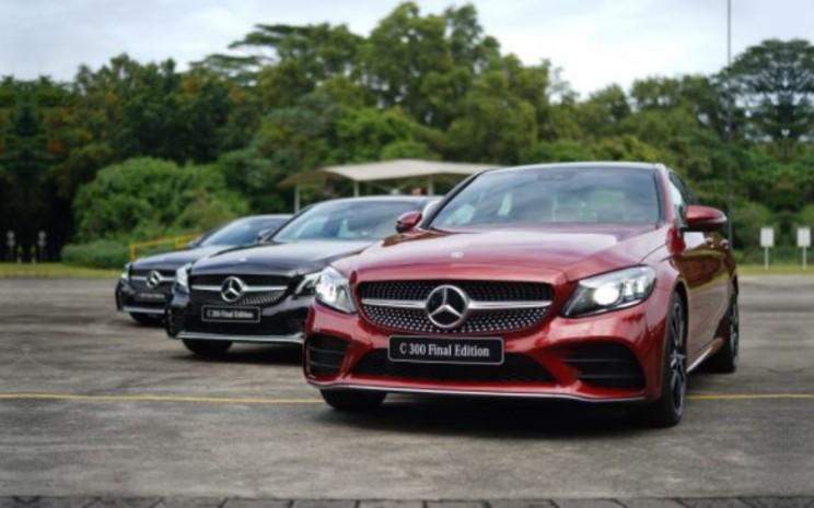 Mercedes-Benz C-Class AMG Final Edition hadir dengan penyempurnaan dari generasi pendahulunya di Indonesia.  - Mercedes Benz