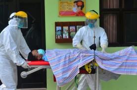Tingkat Kesembuhan Pasien Covid-19 di Batam Capai…