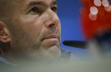 Zidane Bisa Dipecat Akhir Musim Jika Prestasi Madrid Terus Jeblok
