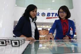 Kembangkan Bisnis Transaksi, BBTN Anggarkan Rp500…