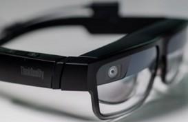 KACAMATA PINTAR :  Lenovo ThinkReality A3 Mampu Tampilkan 5 Layar Virtual
