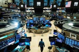 Wall Street Ditutup Koreksi, Akhiri Tren Pertumbuhan…