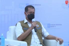 Positif Covid-19, Kepala BNPB Doni Monardo Tidak Alami…