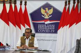 Positif Corona, Doni Monardo: Covid-19 Begitu Dekat…