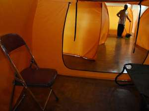 Pemkot Jakarta Pusat Mengalihfungsikan Lima Gor Untuk Tempat Isolasi Pasien Covid-19