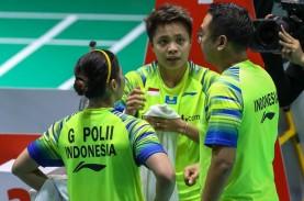 Hasil Semifinal Toyota Thailand Open: Greysia/Apriyani…