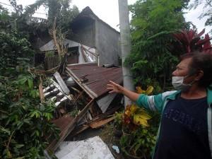 Delapan Kecamatan di Manado Diterjang Banjir dan Longsor