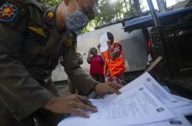 Jakarta PSBB Ketat, 1.758 Orang Langgar Protokol Kesehatan…