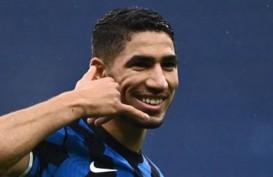 Biaya Transfer Achraf Hakimi dari Madrid ke Inter Bermasalah